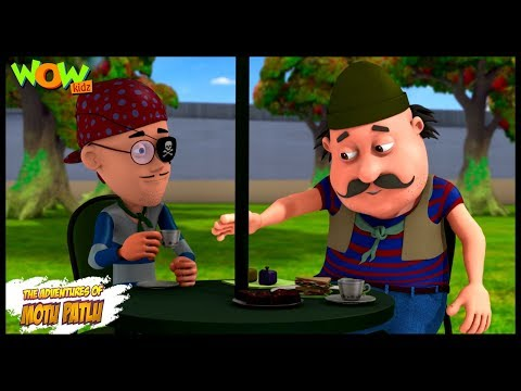 Cartoons | Kids | New Episodes Of Motu Patlu | Hero Don | Wow Kidz