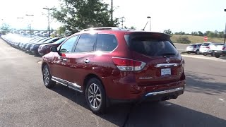 2014 Nissan Pathfinder Denver, Highlands Ranch, Littleton, Centennial, Parker, CO N12959A