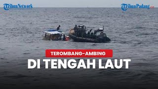 Terombang-ambing di Tengah Laut Selama 2 Hari, Riko Rikardo Diselamatkan Nelayan di Perairan Tiku