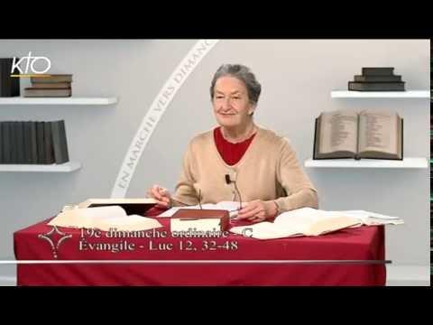 19e dimanche ordinaire C - Évangile