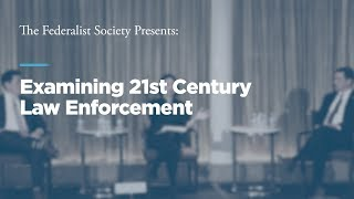 Click to play: Examining 21st Century Law Enforcement