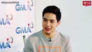 PEPtalk. Alden Richards Talks About The Uniqueness Of Of Maine Mendoza
