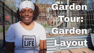 Garden Tour   Garden Layout
