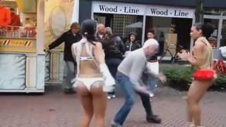 Дед не растерялся - 11 случаев ХА-ХА на танцполе. Это надо видеть
