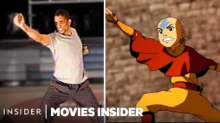 How 'Avatar: The Last Airbender' Animated Its Realistic Fight Scenes | Movies Insider