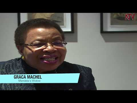 Mandela's widow Graca Machel on his legacy to the world