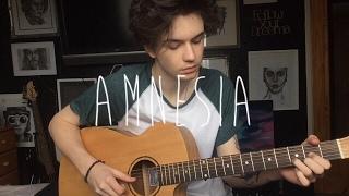 5 Seconds Of Summer - Amnesia (Guitar Cover)
