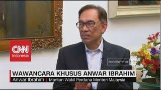 Exclusive: Anwar Ibrahim, Mantan Wakil Perdana Menteri Malaysia