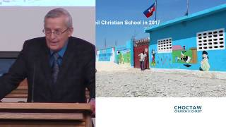 Church Work in Haiti