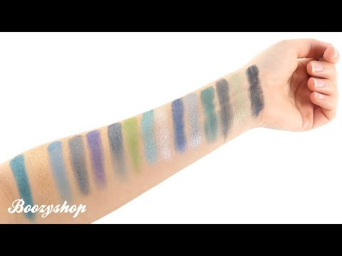 Makeup Revolution Makeup Revolution Reloaded Palette Deep Dive