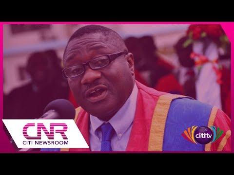 Prof Atuguba alleges ethnic bias in UEW VC induction