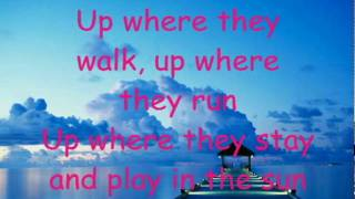 Part of Your World By Miley Cyrus With Lyrics