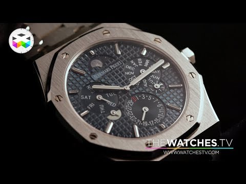 Audemars Piguet New Watches at the 2018 SIHH
