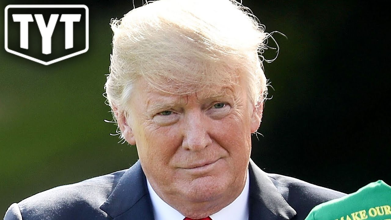 Trump CAUGHT In Corruption Deal thumbnail