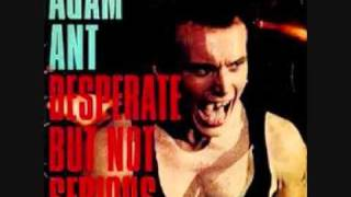 Adam Ant - Why Do Girls Love Horses ( Audio Only ) 1982