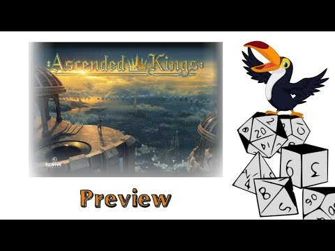Ascended Kings Short Preview