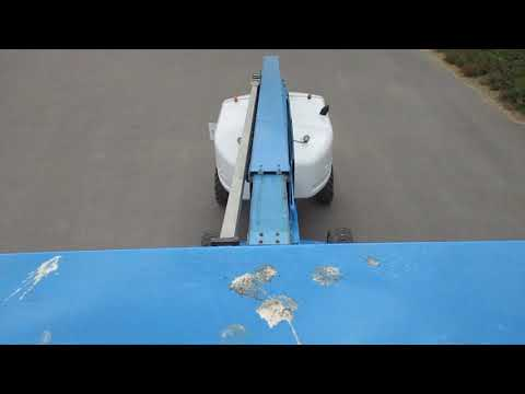 Video: Genie S-60 boom lift 4WD 1