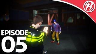 [GTA5] NEDERLANDSE POLITIE STOPT KILLER CLOWN!! - Royalistiq | Politie Roleplay #5