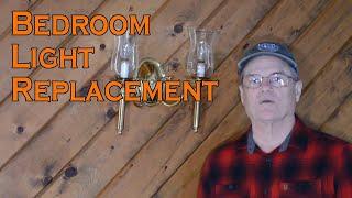 Bedroom Light Replacement