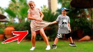 Катя и Ростя ПОМЕНЯЛИСЬ ТЕЛАМИ! Что Придумали ДЕТИ? Kids Body Switch Up смешное для детей