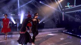 B.Battur, B.Khaliun - Tango - Week 12 | Dancing with the stars Mongolia 2021