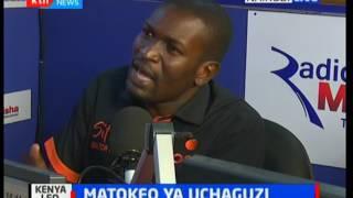 Kenya Leo  sehemu ya pili Uchaguzi  2017/07/22