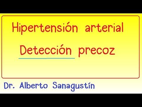 Hipertensión de 1-2 grados cuánto riesgo