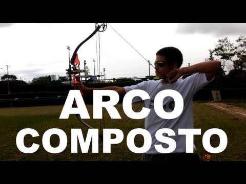 Tudo sobre o Arco Composto! (Compound Bow)