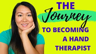 The Journey To Becoming A Certified Hand Therapist | Hand Therapy Secrets