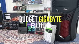 52K INR BUDGET GIGABYTE BUILD WITH GTX 1050TI FOR OUR CUSTOMER