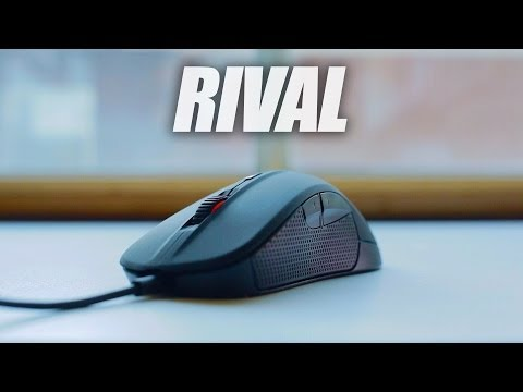Steelseries Rival Gaming Mouse Review (Battlefield 4 Gameplay)