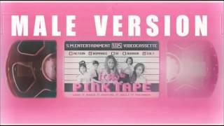 f(x) - Signal | Pink Tape | MALE VERSION |