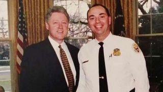 Former Secret Service officer on Bill Clinton's infidelity