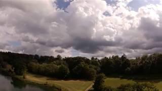 Flying FPV over Kings Lake