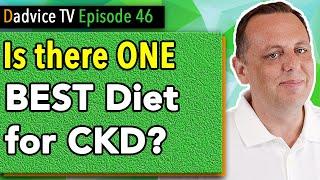 Best Kidney Diet | What is the best RENAL DIET for kidney disease (CKD) to improve kidney function