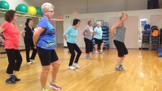 Dance Fitness Low Intensity to Breeze on By by Donny Osmond