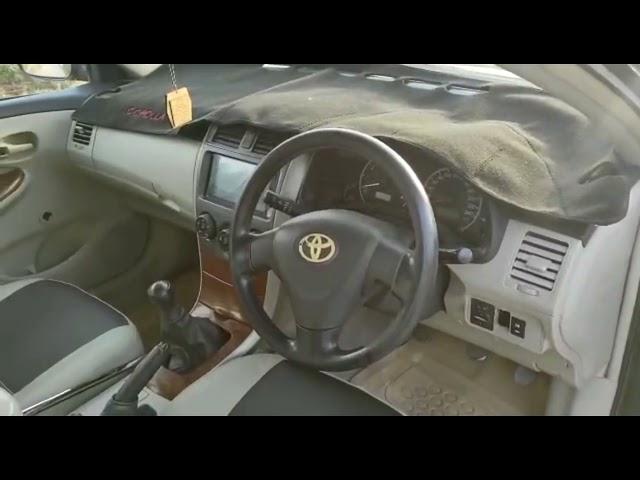Toyota Corolla XLi VVTi 2012 for Sale in Karachi