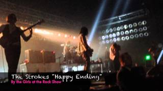The Strokes 'Happy Ending'