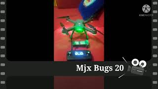 Mjx bugs ready to use,stand by menu..