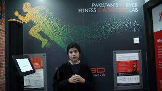 Armish Ali, Nutritionist, endorses the Fit3D Test