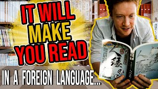 How to Read in a Foreign Language... Even as a Complete Beginner!