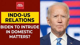 How Is Joe Biden Approach To India Likely To Vary From President Trump? | Newstrack  IMAGES, GIF, ANIMATED GIF, WALLPAPER, STICKER FOR WHATSAPP & FACEBOOK