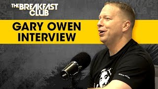 Comedian Gary Owen dropped by to talk about his latest Stand Up Special, #DoinWhatIDo and crack some jokes as always.  Subscribe NOW to The Breakfast Club: http://ihe.art/xZ4vAcA  Get MORE of The Breakfast Club: ► WATCH MORE: https://www.youtube.com/user/breakfastclubpowerfm ► LISTEN LIVE: https://TheBreakfastClub.iheart.com/ ► CATCH UP on What You Missed: http://ihe.art/Dx2xSGN ► FOLLOW The Breakfast Club on Instagram: https://www.instagram.com/BreakfastClubAM/ ► FOLLOW The Breakfast Club Twitter: https://twitter.com/BreakfastClubAM ► LIKE The Breakfast Club on Facebook: https://www.facebook.com/BreakfastClubAM/   Get more Power 105:  ► Listen LIVE: http://power1051fm.com/ ► Facebook: https://www.facebook.com/Power1051NY/ ► Twitter: https://twitter.com/power1051/ ► Instagram: https://www.instagram.com/power1051/  Gary Owen Rolls Out His Greatest Stand-Up Special Of All-Time #DoinWhatIDo https://youtu.be/DJPM4Cd3t60  The Breakfast Club features celebrity interviews, Charlamagne tha God's Donkey of the Day, Angela Yee's Rumor Reports, DJ Envy's mixes and so much more! Every guest visiting the world's most dangerous morning show is grilled with their signature blend of honesty and humor. The results are the best interviews to be found on radio.  #BreakfastClub #GaryOwen #DoinWhatIDo