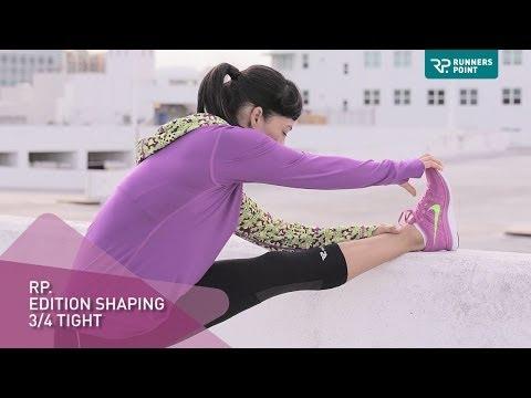 Damen Laufhose RP Edition Shaping 3/4 Lauftight