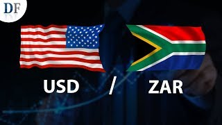USD/ZAR Forecast June 3, 2019