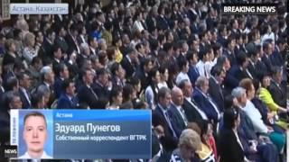Эксклюзив 2015! Назарбаев готов избираться в президенты Казахстана
