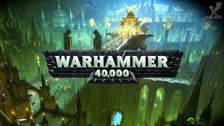 История Warhammer 40k: Тёмная Эра Технологий, падение Эльдар и Долгая Ночь. Глава 1