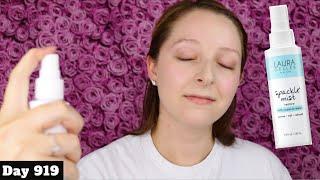 Laura Geller Spackle Mist Restore Spray With Coconut Water Review