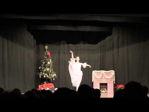 Grace Studio's Sugar Plum Fairy at the Nutcracker