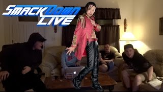 SHINSUKE NAKAMURA DEBUTS ON SMACKDOWN LIVE REACTION | FAPREACTIONS